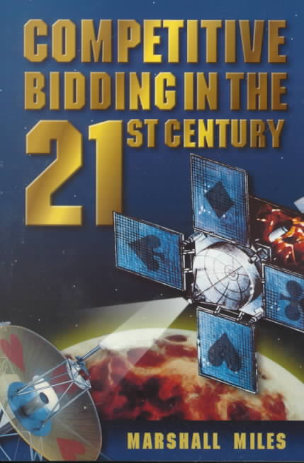Competitive Bidding in the 21st Century By Miles, Marshall